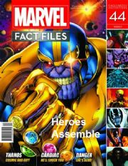 Marvel Fact Files #44 Eaglemoss Publications